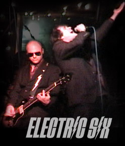 Electric Six High Voltage Woman